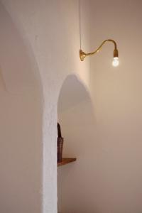 漆喰と灯り家カフェ
