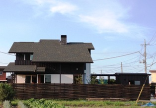 栃木市都賀「大屋根の下やんちゃに暮らす家」